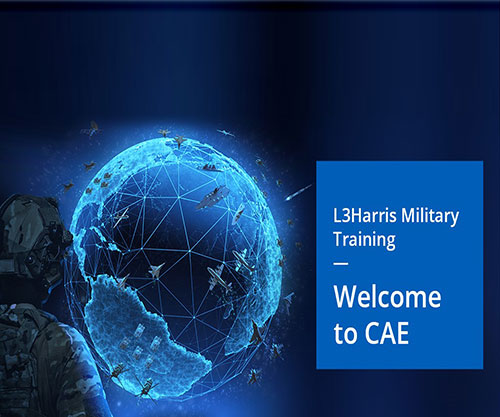 CAE Concludes Acquisition of L3Harris' Military Training Business