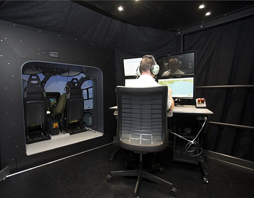 CAE Launches Flight Training Device for Military Helicopters