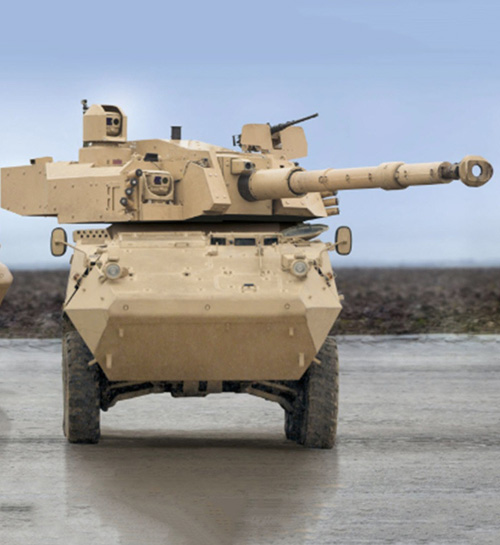 CMI Defence Races for US Army Mobile Protected Firepower