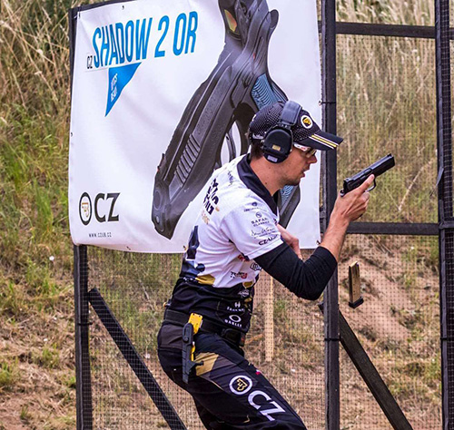 CZ Shooting Team Wins 6 Medals at CZ Extreme Euro Open 2018