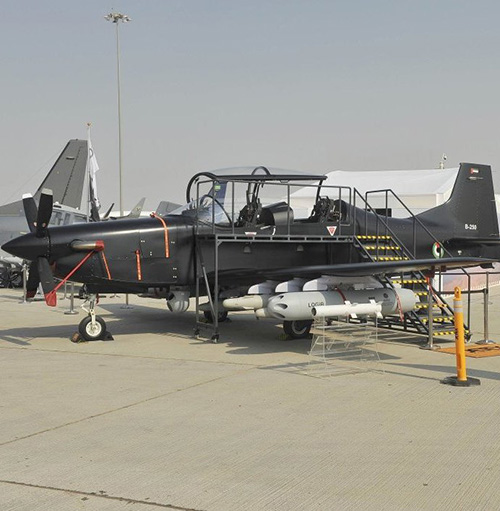 Calidus, Novaer Launch B-250 Aircraft at Dubai Air Show
