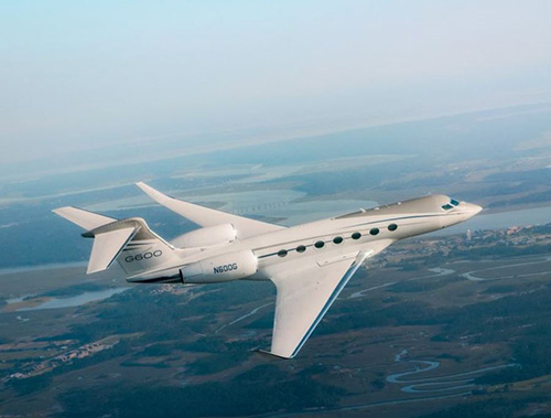 Class-Leading Gulfstream G600 Debuts at Farnborough Airshow