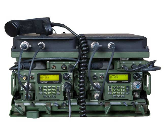 Harris Wins US Army Order for Falcon III Radios