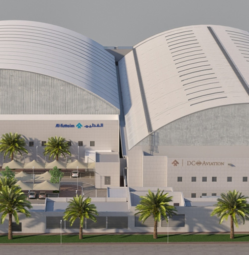DC Aviation Al-Futtaim to Open 2nd Hangar During Dubai Airshow