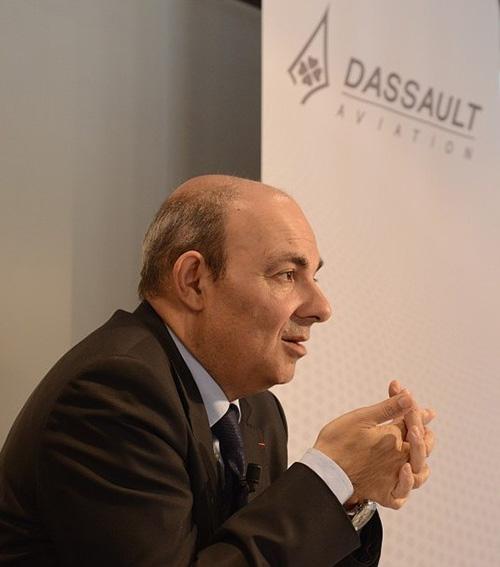Dassault Aviation Launches New Falcon Program