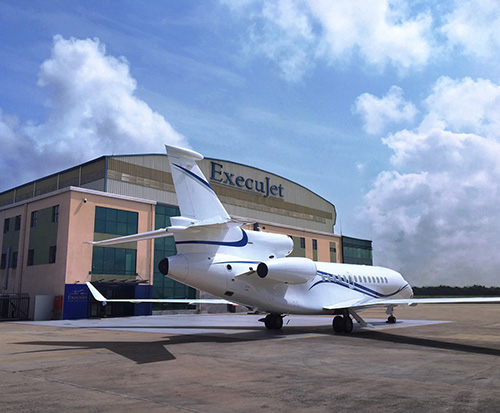 Dassault Aviation to Acquire ExecuJet's MRO Operations