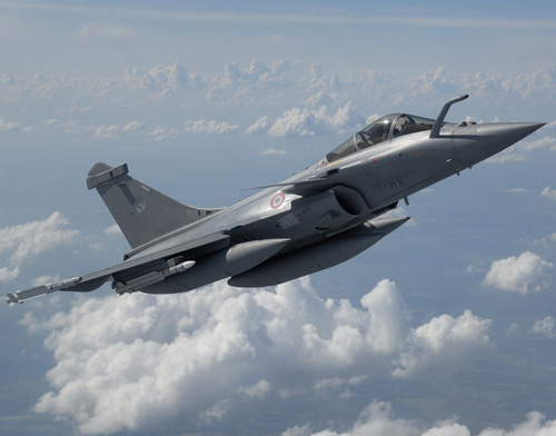 Rafale For The Replacement of Belgium's F-16s Air Component