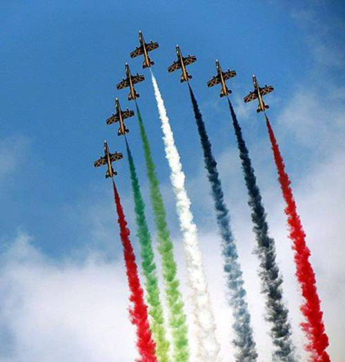 Dubai Airshow Announces Flying Display