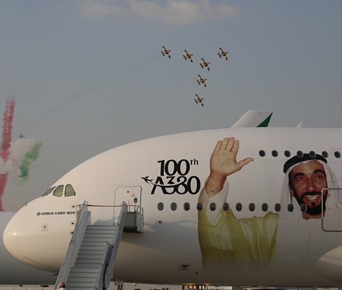 Dubai Airshow Set to Showcase Industry Potential