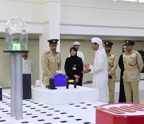 Dubai Police Launch Strategic Laboratories for 2018