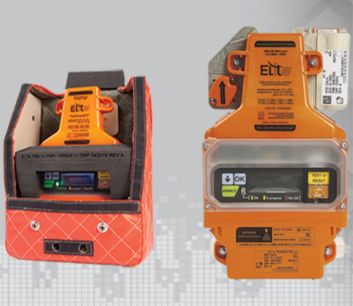 ECA Launches Emergency Locator Transmitter for Airliners