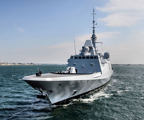 Egypt, France Conduct Joint Maritime Drills in Mediterranean