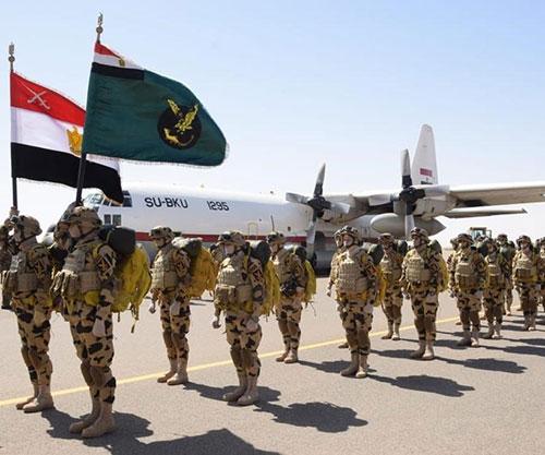 Egypt, Sudan Air Forces Start 'Nile Eagles-2' Exercise