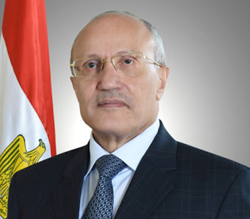 Egypt's State Minister of Military Production Passes Away
