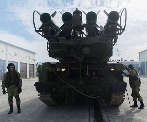 Egypt-Russia Start First Joint Air Defense Drills