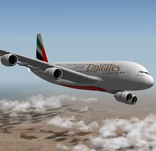 Emirates Named World's Safest Airlines