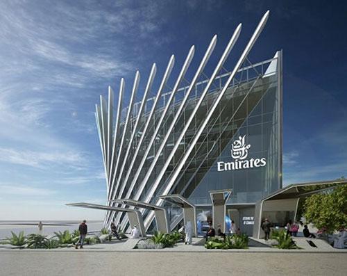 Emirates Unveils its Pavilion for Expo 2020 Dubai