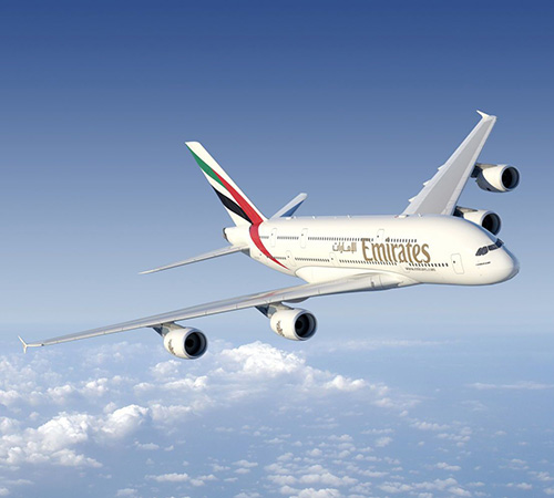 Emirates to Display 100th A380 at Bahrain International Airshow