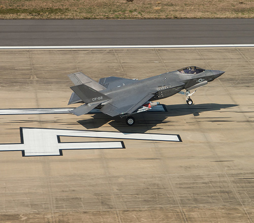 F-35 Completes Historic Flight Test Program