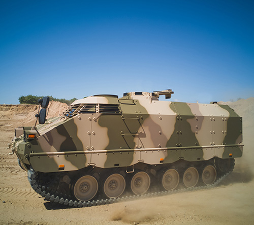 FFG to Show Latest Armored Systems at Eurosatory 2018