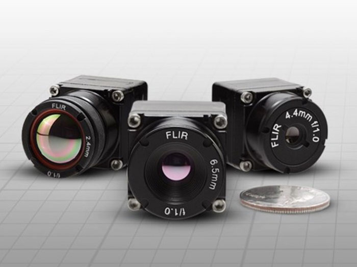 FLIR Unveils Smallest, Lightest Uncooled Thermal Camera