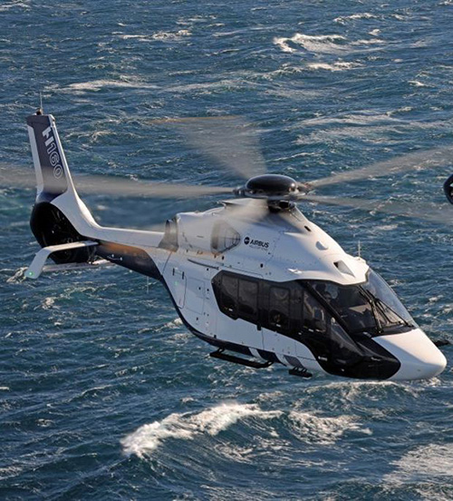 Falcon Aviation Expands Commitment to H160 Helicopter