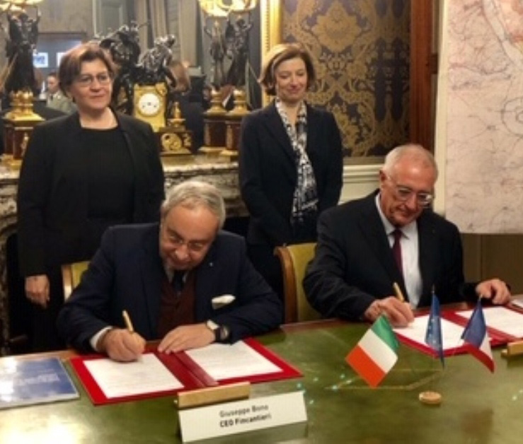 Fincantieri, Naval Group Detail Their Alliance