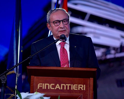 Fincantieri Acquires Majority Stake of Insis