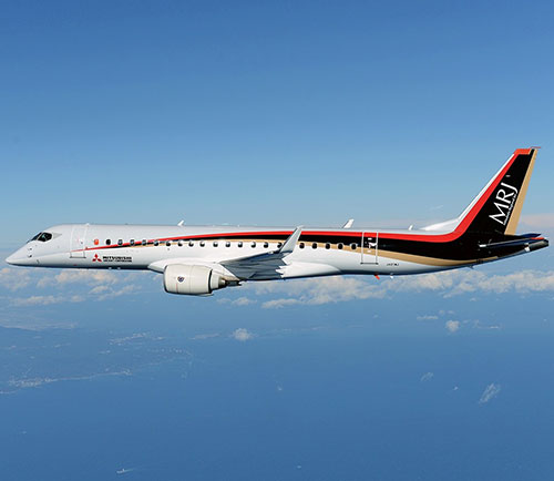 First Japan-Built Jet in 50 Years Starts Certification Flights