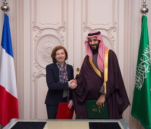 France, Saudi Arabia Adopt New Strategy for Defense Deals