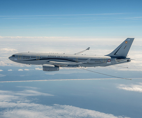 France Orders Three More Airbus A330 MRTT Tankers