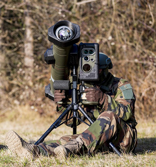 French Armed Forces Ministry Receives its First MMPs