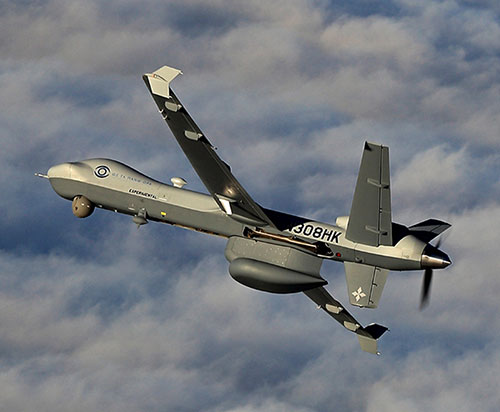 GA-ASI Concludes Series of MQ-9 Demonstrations in Greece