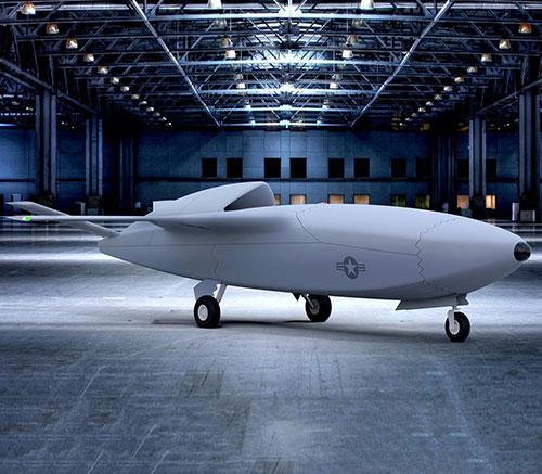 GA-ASI Selected for Further Skyborg Vanguard Development