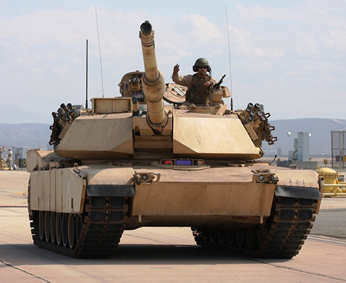 General Dynamics to Upgrade 174 US Army Abrams Main Battle Tanks
