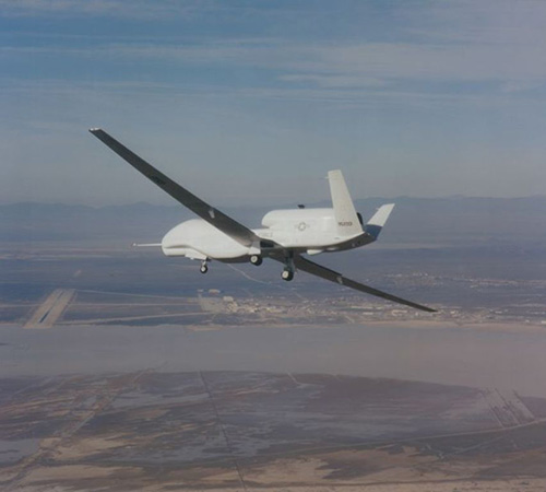 Global Hawk Celebrates 20th Anniversary Since First Flight