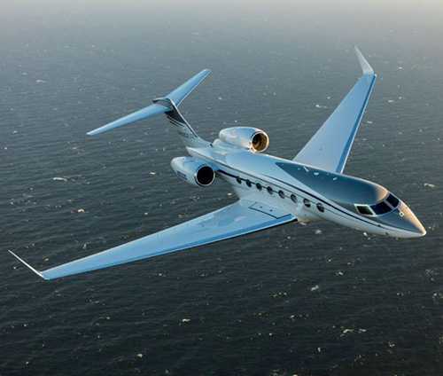 Gulfstream's G650ER and Medevac Aircraft at Airshow China