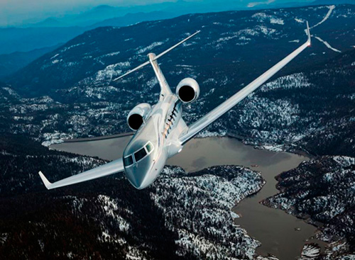 Gulfstream G500 Earns FAA's Type & Production Certificates