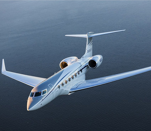 Gulfstream to Display G500 & G650ER at Abu Dhabi Air Expo