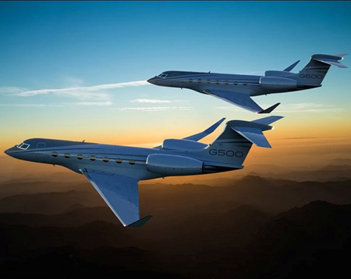 Gulfstream to Present All-New G500, G600 at NBAA-BACE
