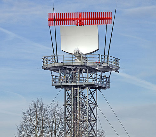 HENSOLDT Presents ASR-NG - Next Generation Airport Surveillance Radar