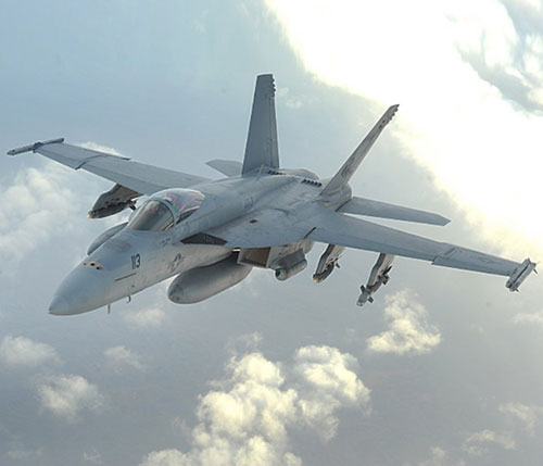 Harris Awarded F/A-18 EW System Contract