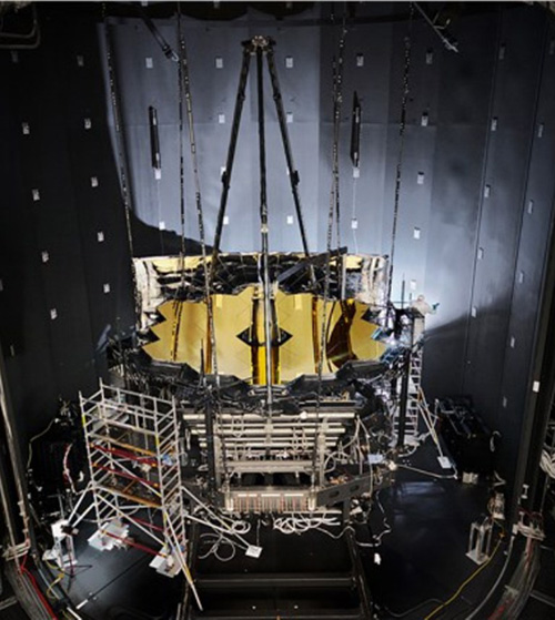 Harris Completes Testing for James Webb Space Telescope