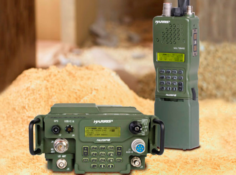 Harris Wins Falcon III Tactical Radios Order from African Nation