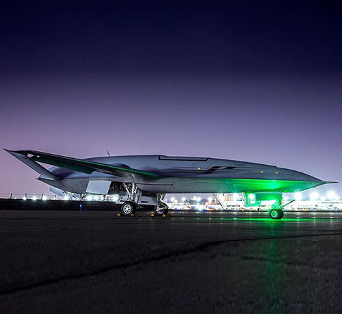 Harris to Support Boeing's MQ-25 Unmanned Tanker for US Navy