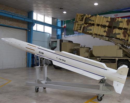 Iran Mass-Producing Talash Missile Defense System