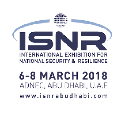 ISNR Abu Dhabi 2018 Spotlights Homeland Security