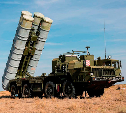 India's Defense Council Approves S-400 Deal