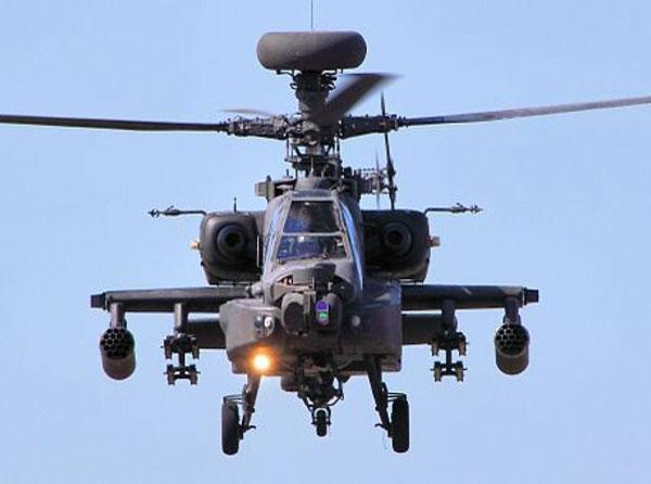 India Becomes 11th Int'l Customer for LONGBOW LLC's Apache Radar
