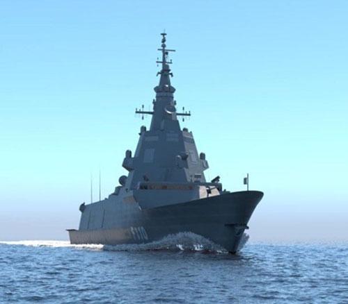 Indra to Supply Sensors to Spanish Navy's F110 Frigates